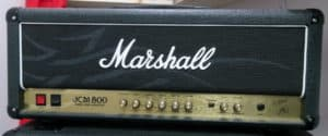 Tête d'ampli Marshall JCM 800 signature Kerry King